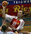 Olga Levina. RUS - NED, 4-Nationen-Turnier Riesa 2007