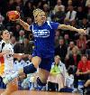 "Kathrin Blacha - Abschiedsspiel in Göppingen<br />Foto: <a hef=""http://www.pressefoto-heuberger.com"">Michael Heuberger</a>"