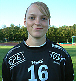 Portrait  Mandy Burrekers - TSG Ketsch  (Saison 2005/06)