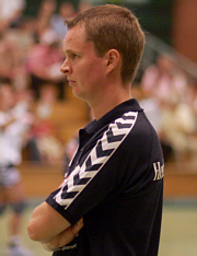 Andre Fuhr, Trainer HSG Blomberg Lippe