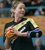 Nadine Krause, GER-RUS, 4-Nationen-Turnier Riesa 2007