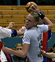 Maura Visser. RUS - NED, 4-Nationen-Turnier Riesa 2007