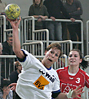 Juliane Rüh. BVG 49 - Union Halle-Neustadt (23.02.2007)