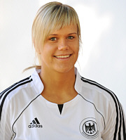 Evelyn Schulz - DHB-Juniorinnen 2008