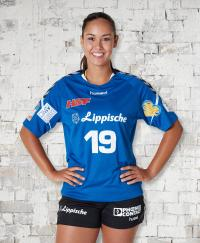 Patricia Rodrigues - HSG Blomberg-Lippe 2017/18