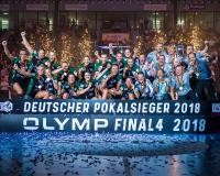 Pokalsieger 2018 VfL Oldenburg, DHB-Pokal Olymp Final4