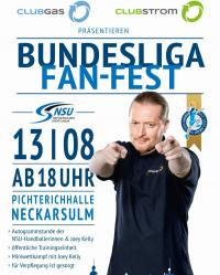 Joey Kelly - Bundesliga Fan-Fest Neckarsulmer Sport-Union