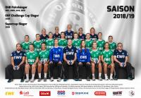 Team HBF1 - VfL Oldenburg 2018/19