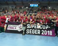 Th�ringer HC, Gewinner HBF-Supercup 2018