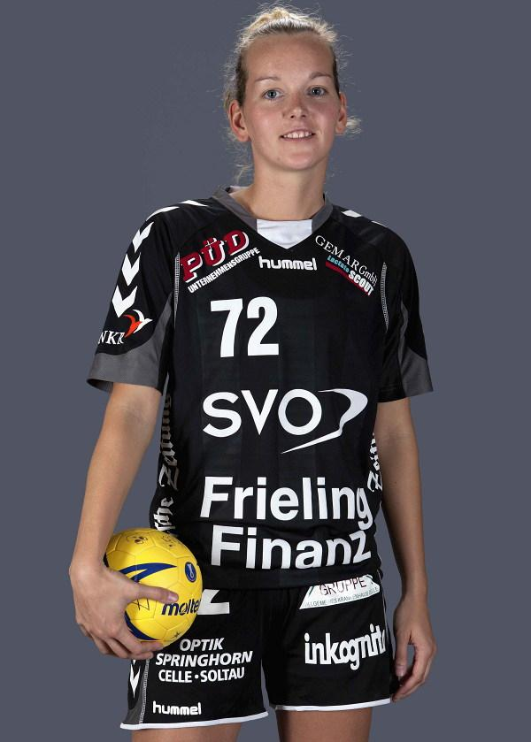 Susanne Büttner, SVG Celle 2011/12