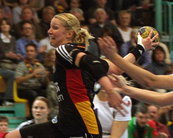 Nadine Krause, GER-BLR, EM-Qualifikation 2012