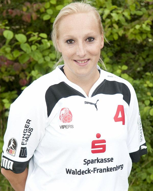 Sabine Heusdens, Bad Wildungen Vipers 2012/13