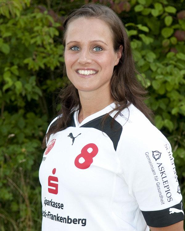 Tessa Cocx, Bad Wildungen Vipers 2012/13