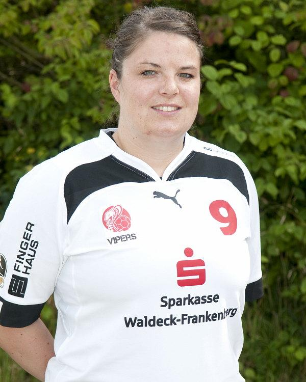 Theresa Loll, Bad Wildungen Vipers 2012/13