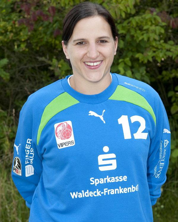 Manuela Brütsch, Bad Wildungen Vipers 2012/13
