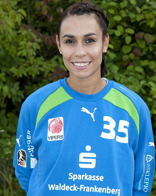 Julia Gronemann, Bad Wildungen Vipers 2012/13
