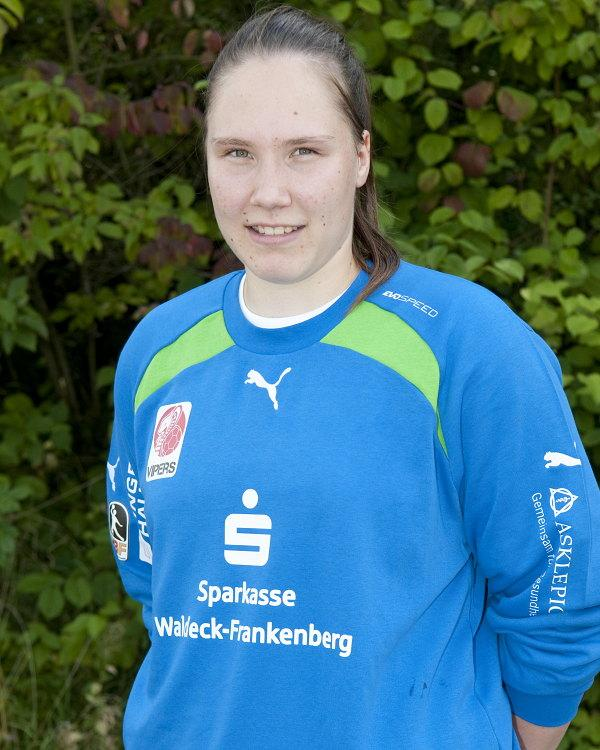 Karina Morf, Bad Wildungen Vipers 2012/13