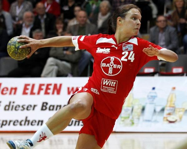 Mandy Münch - Bayer Leverkusen