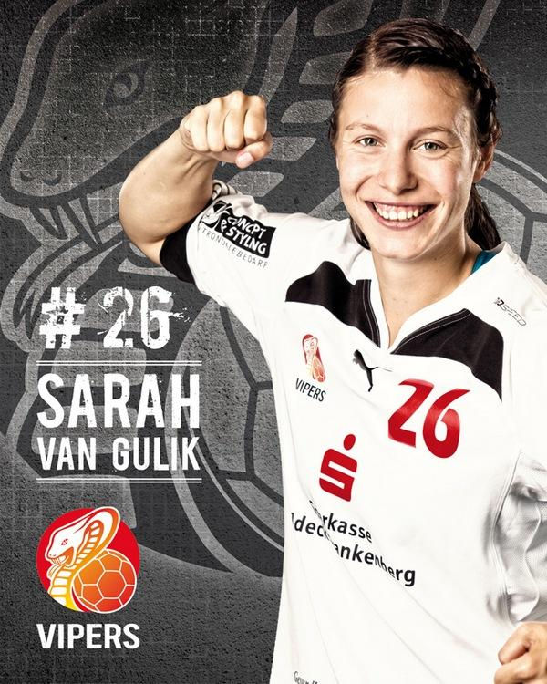 Sarah van Gulik - Bad Wildungen Vipers
