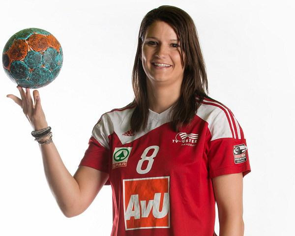 Sabrina Marty, Präsidentin Swiss Premium League