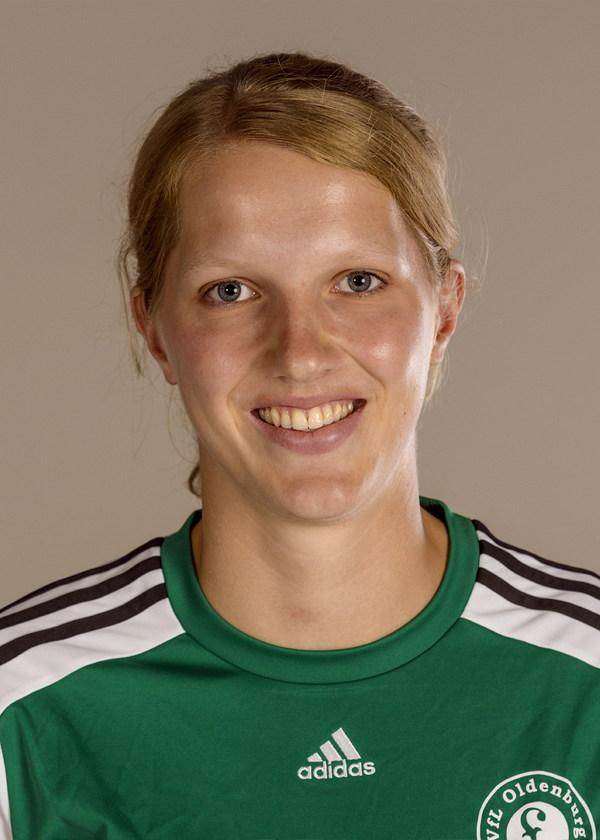 Thalke Deters, VfL Oldenburg 2014/15