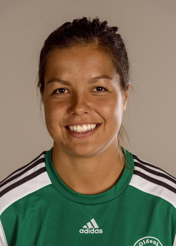Annika Meyer, VfL Oldenburg 2014/15