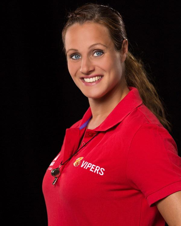 Tessa Bremmer, Trainerin Bad Wildungen Vipers 2014/15