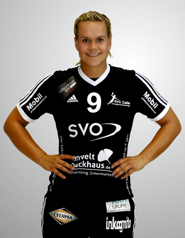 Evelyn Schulz, SVG Celle 2014/15