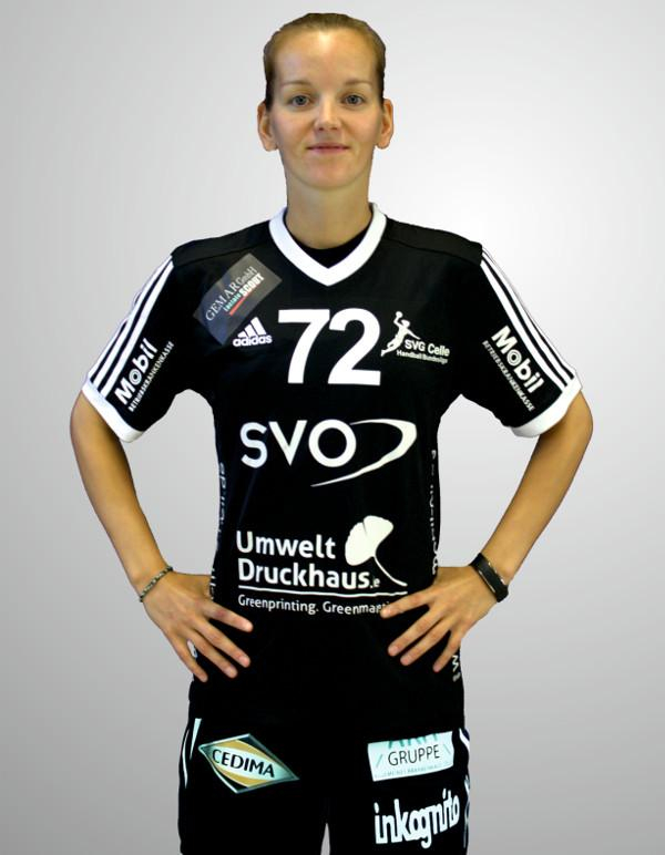 Susanne Büttner, SVG Celle 2014/15