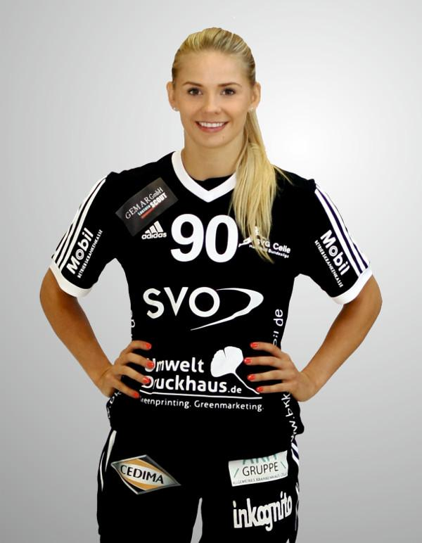 Bogna Dybul, SVG Celle 2014/15