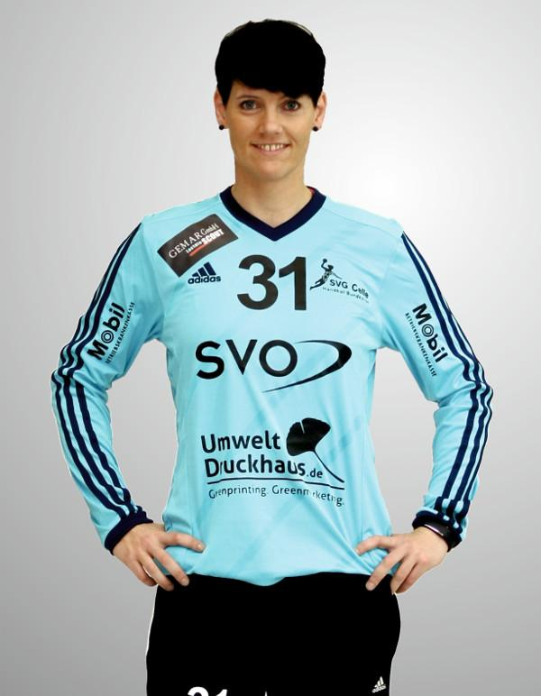 Turid Arndt, SVG Celle 2014/15