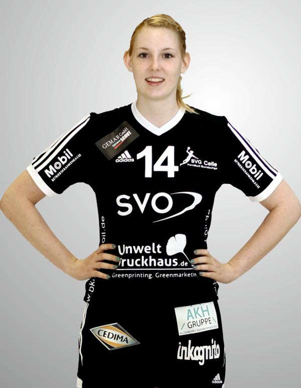 Tina Wagenlader, SVG Celle 2014/15