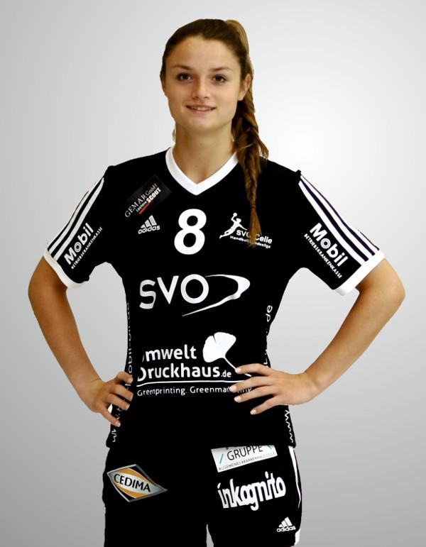 Mieke Düvel, SVG Celle 2014/15