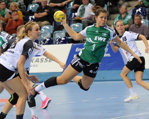 Annika Meyer, VfL Oldenburg, OLD-WEI