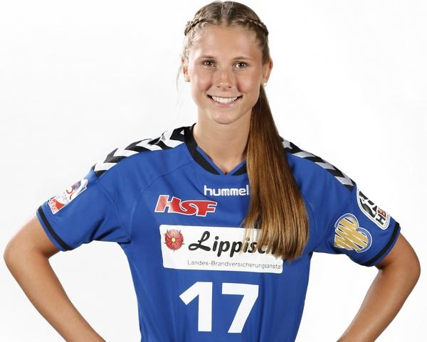 Alicia Stolle - HSG Blomberg-Lippe