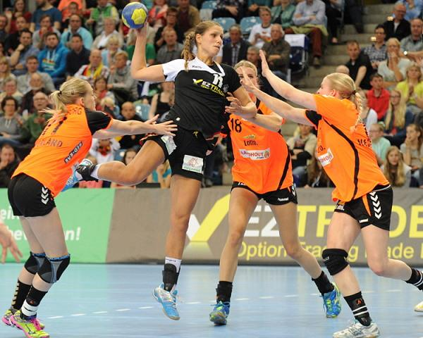 Xenia Smits, GER-NED, Testspiel