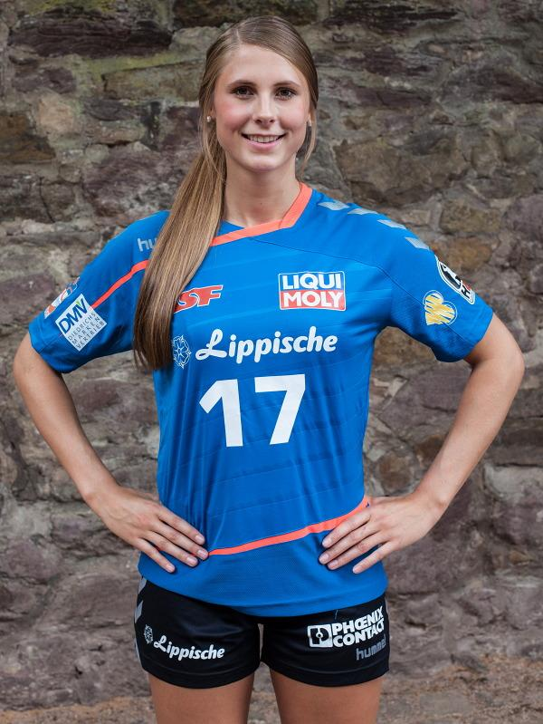 Alicia Stolle, HSG Blomberg-Lippe 2015/16