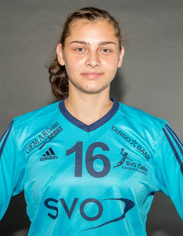 Chantal Pagel, SVG Celle