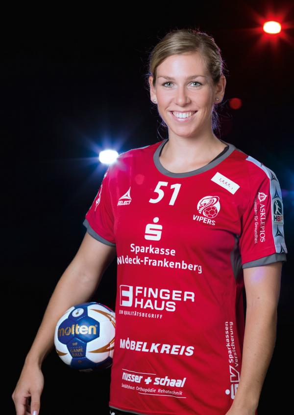 Christina Zuber, Bad Wildungen Vipers
