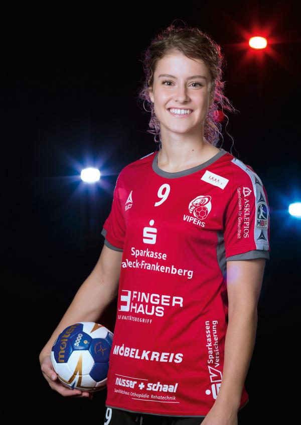Hanne van Rossum, Bad Wildungen Vipers