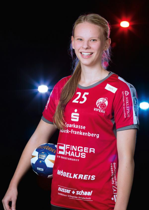 Tamara Haggerty, Bad Wildungen Vipers