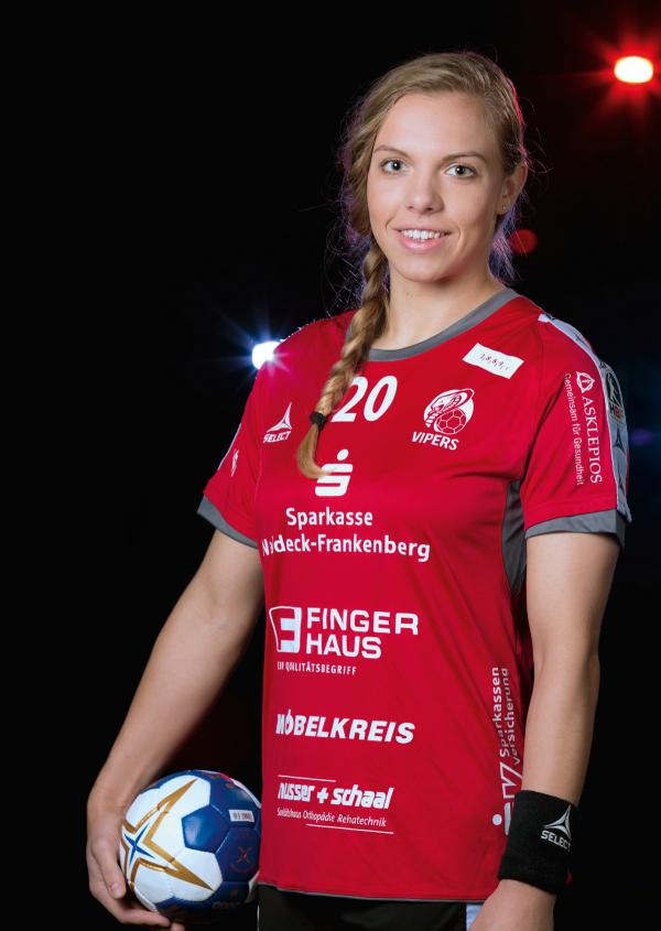 Petra Nagy, Bad Wildungen Vipers