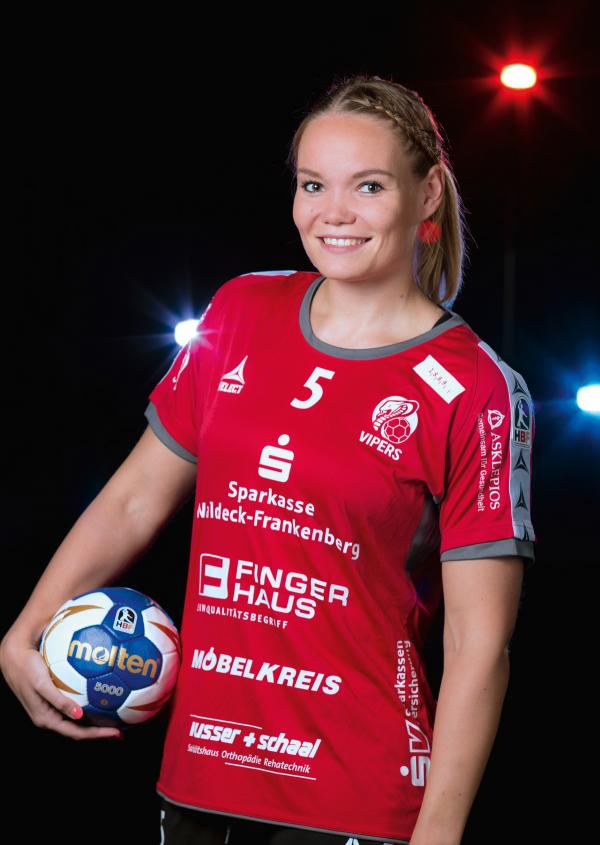 Annika Busch, Bad Wildungen Vipers