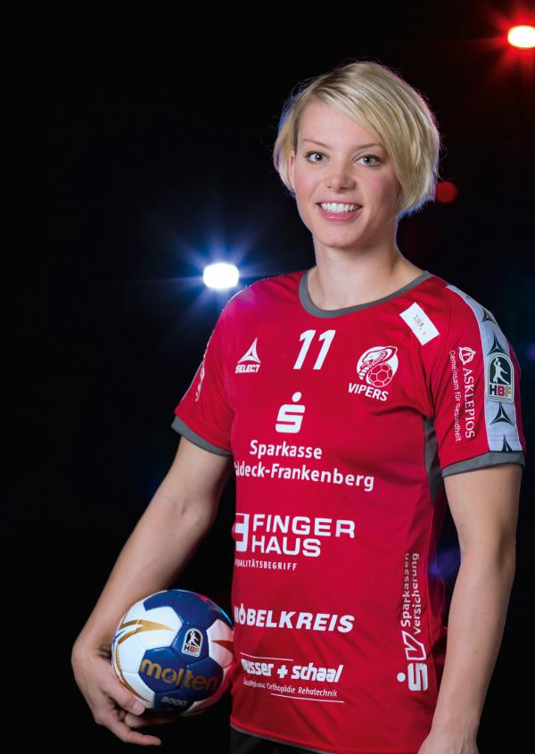 Miranda Schmidt-Robben, Bad Wildungen Vipers