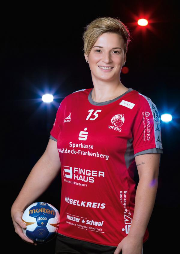 Nadja Bolze, Bad Wildungen Vipers