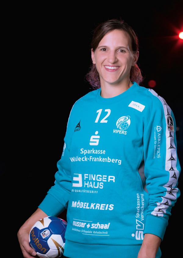 Manuela Brütsch, Bad Wildungen Vipers