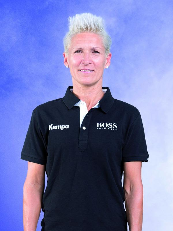 Co-Trainer Edina Rott, TuS Metzingen