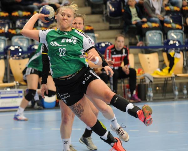Stefanie Kaiser, VfL Oldenburg, OLD-TVN