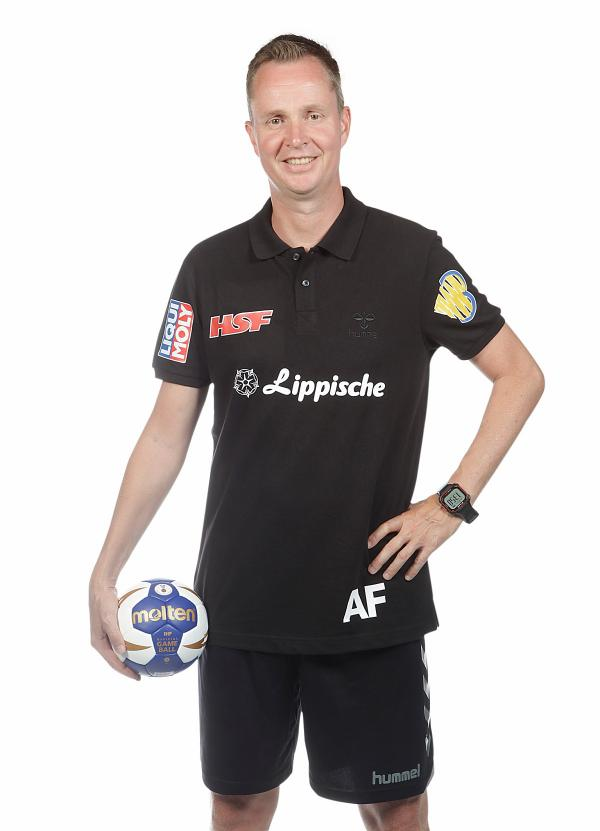 Andre Fuhr - HSG Blomberg-Lippe 2017/18
