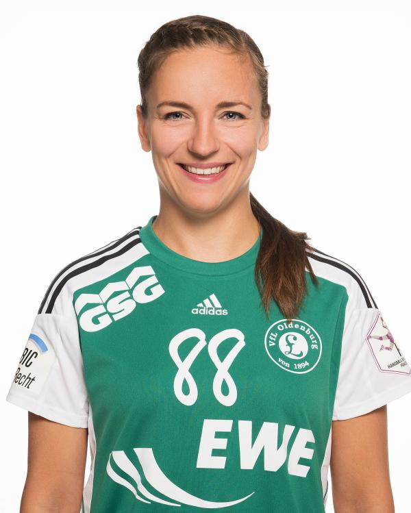 Jennifer Winter - VfL Oldenburg 2017/18